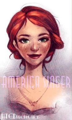 Retrato de America Singer